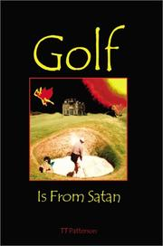 Cover of: Golf Is from Satan