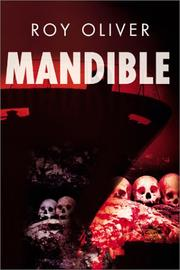 Cover of: Mandible