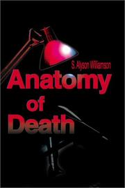 Cover of: Anatomy of Death