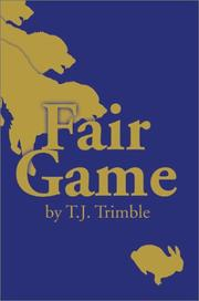 Cover of: Fair Game