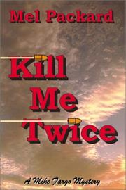 Cover of: Kill Me Twice