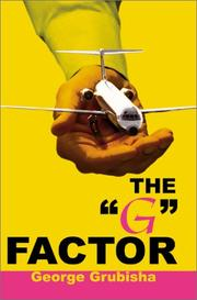 Cover of: The 'G' Factor