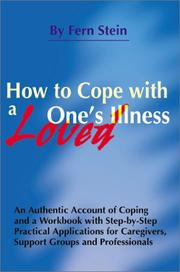 Cover of: How to Cope With a Loved One's Illness