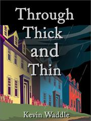 Cover of: Through Thick and Thin