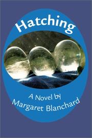 Cover of: Hatching | Margaret Blanchard