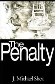 Cover of: The Penalty