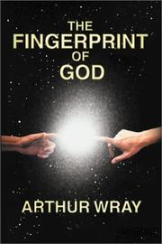 Cover of: The Fingerprint of God | Arthur Wray