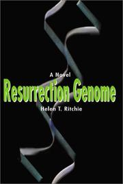 Cover of: Resurrection Genome