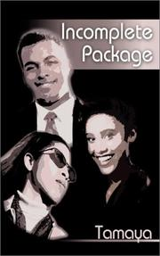 Cover of: Incomplete Package