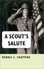 Cover of: A Scouts Salute | Dennis Chapman