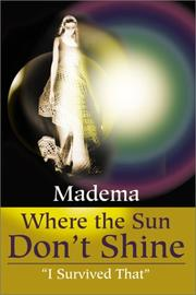 Cover of: Where the Sun Don