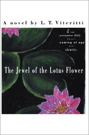 Cover of: The Jewel of the Lotus Flower