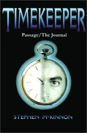 Cover of: Timekeeper