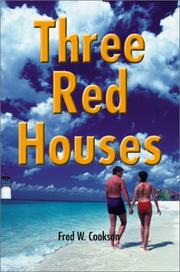 Cover of: Three Red Houses