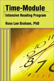 Cover of: Time-Module Intensive Reading Program | Ross Graham