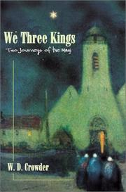 Cover of: We Three Kings