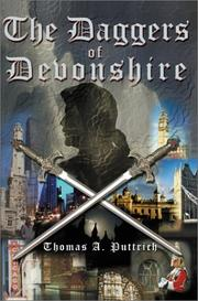 Cover of: The Daggers of Devonshire
