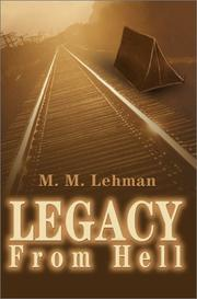 Cover of: Legacy from Hell