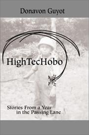 Cover of: Hightechobo
