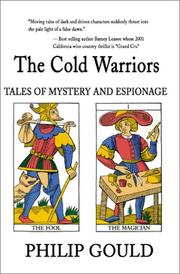 Cover of: The Cold Warriors | Philip Gould
