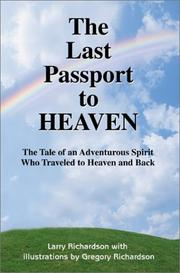 Cover of: The Last Passport to Heaven