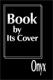 Cover of: Book by Its Cover