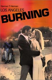 Cover of: Los Angeles Burning