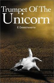 Cover of: Trumpet of the Unicorn