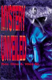 Cover of: Mystery Unveiled