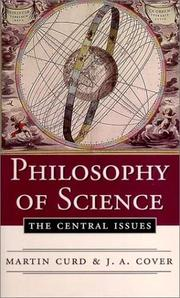 Cover of: Philosophy of Science |