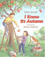 Cover of: I Know Its Autumn