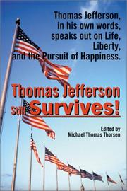 Cover of: Thomas Jefferson Still Survives