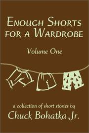 Cover of: Enough Shorts for a Wardrobe