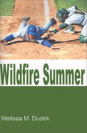 Cover of: Wildfire Summer