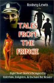 Cover of: Tales from the Fringe | Rodney Lewis