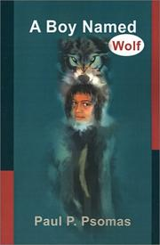 Cover of: A Boy Named Wolf