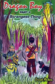 Cover of: Dragon Boy Strangest Thing