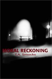 Cover of: Moral Reckoning