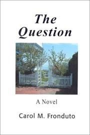 Cover of: The Question