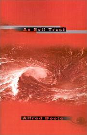 Cover of: An Evil Trust