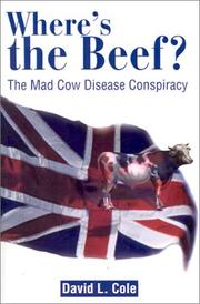 Cover of: Where's the Beef?