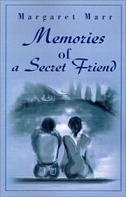 Cover of: Memories of a Secret Friend