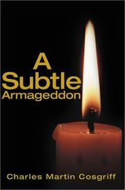 Cover of: Subtle Armageddon