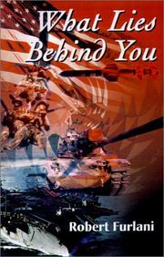 Cover of: What Lies Behind You