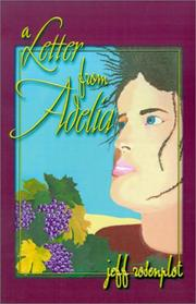 Cover of: A Letter from Adelia