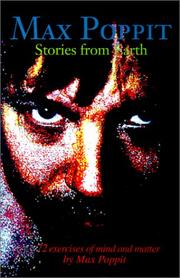 Cover of: Max Poppit Stories from Earth