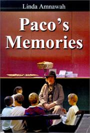 Cover of: Paco's Memories
