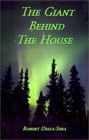 Cover of: Giant Behind the House