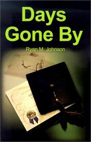 Cover of: Days Gone by