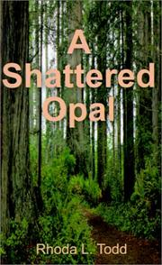 Cover of: A Shattered Opal